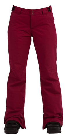 "Billabong Iris Women's Pant ""Burgundy"""
