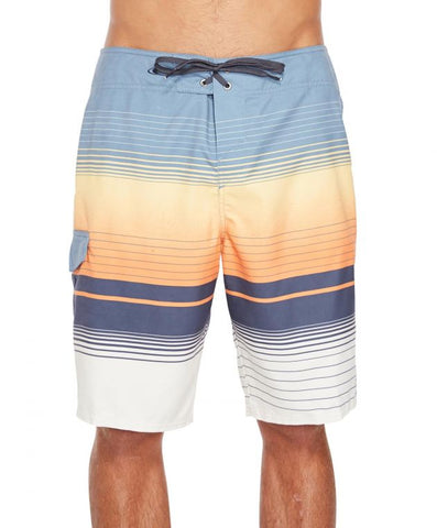 "O'Neill Men's Lennox Board Shorts ""Cyan"""