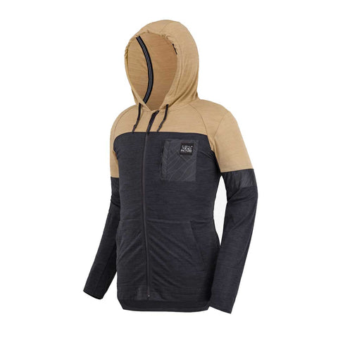Picture Men's Conor Zip Tech Hoodie Black