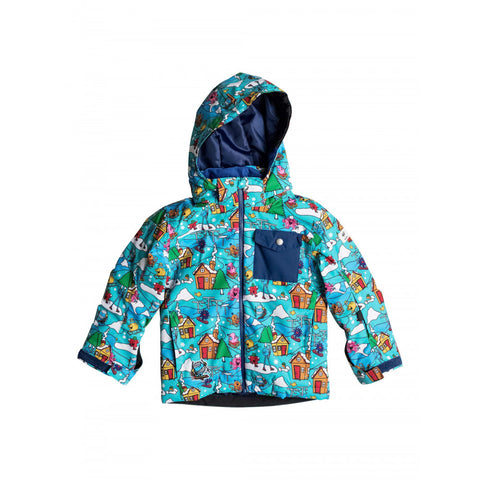 Quiksilver Kid's Mr Men Little Mission Jacket