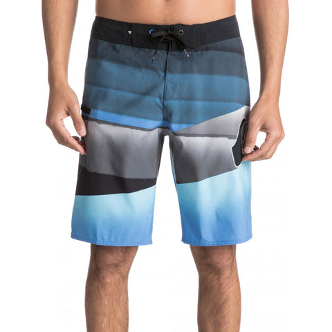 Quiksilver Men's Slash Logo Boardshorts