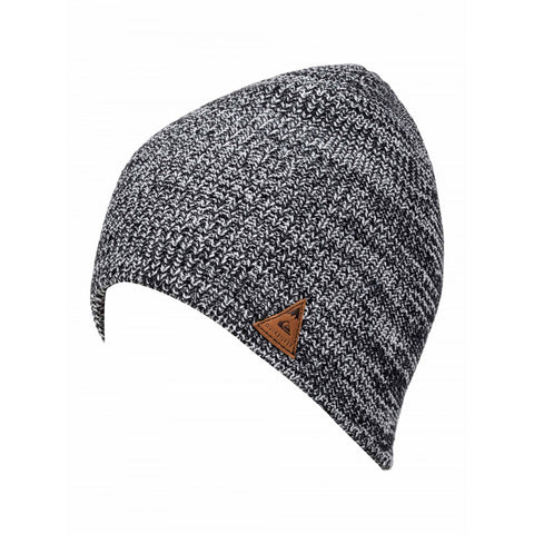 Quiksilver Men's Silas Beanie - Black Heather
