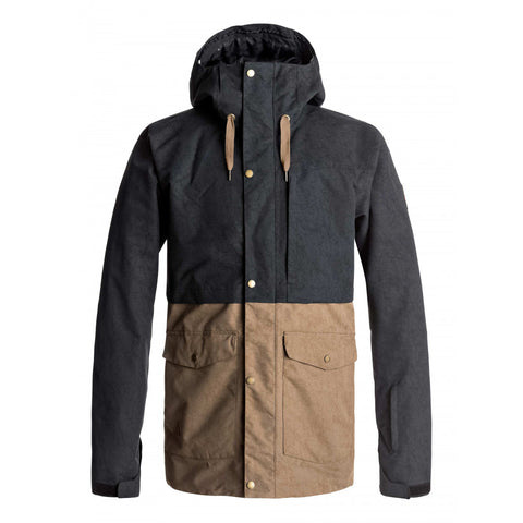 Quiksilver Men's Horizon Jacket - Black