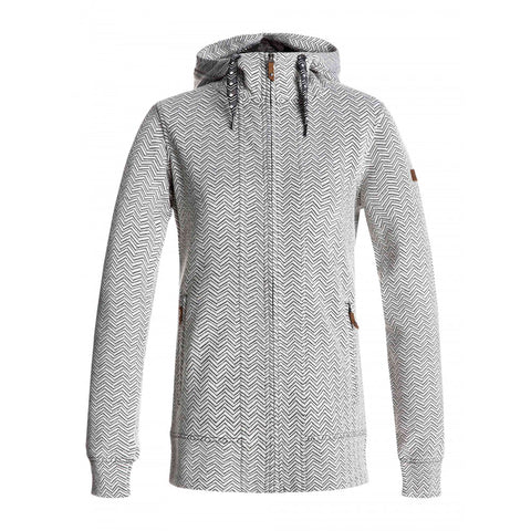 Roxy Women's Doe Technical Fleece Hoodie