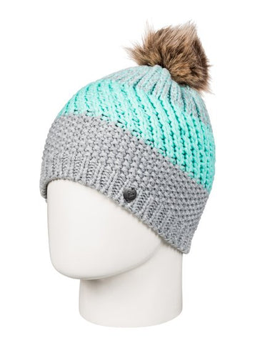 Roxy Women's Hailey Beanie - Grey