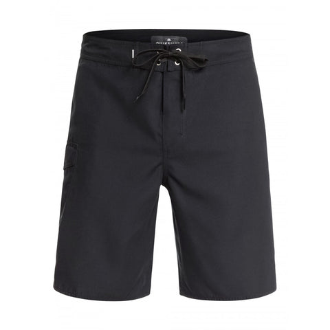 "Quiksilver MENS EVERYDAY SOLID 19"" BOARDSHORT ""BLACK"""