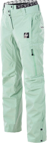 "Picture Exa Women's Ski Pants ""Almond Green"""