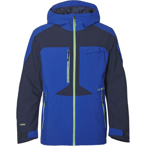 O'Neill Exile Men's Jacket - Ink Blue