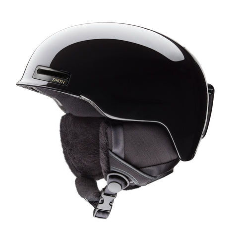 Smith Allure Helmet - Black Pearl