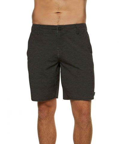 O'NEILL LOCK IN HYBRID SHORTS - BLACK OUT