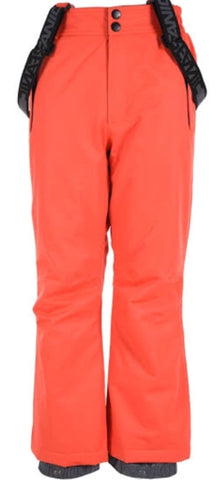 "Surfanic Echo Youth Snow Pant ""Fiesta Orange"""