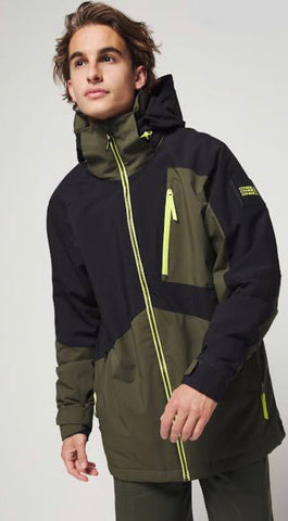 "2020 O'Neill Aplite Men's Jacket ""Forest Night"""