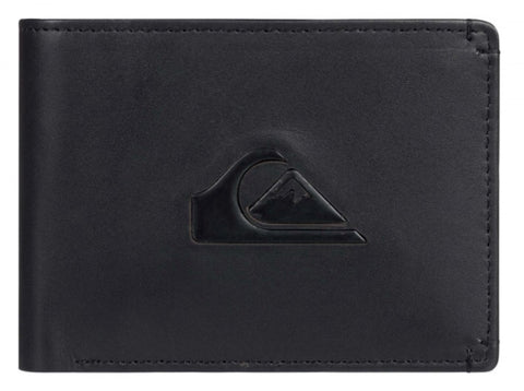 "Quiksilver New Miss Dollar Men's Wallet ""Black"""
