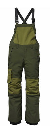 "O'Neill PB Bib Youth Snow Pant ""Forest Green"""