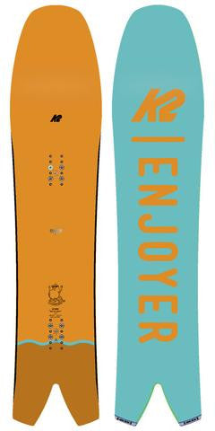 K2 Men's Cool Bean Snowboard 2018