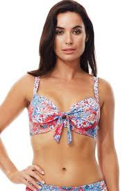 Moontide Murano Knot Front Bandeau