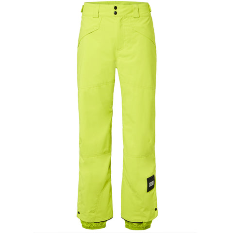 "2020 O'Neill Hammer Men's Snow Pants ""Lime Punch"""