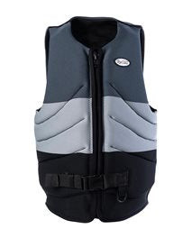 "Rip Curl Dawn Patrol Buoy Men's Vest ""Charcoal Grey"""