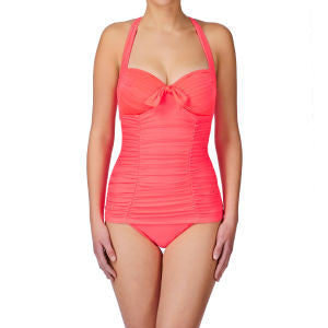 Seafolly Godess Soft Cup Halter Singlet