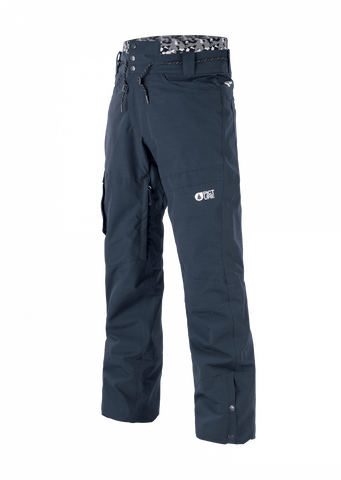"Picture Under Men's Snow Pant ""Dark Blue"""
