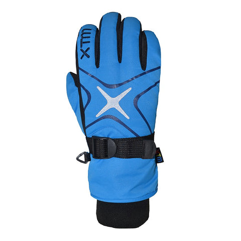 XTM Youth Les Star Glove - Blue
