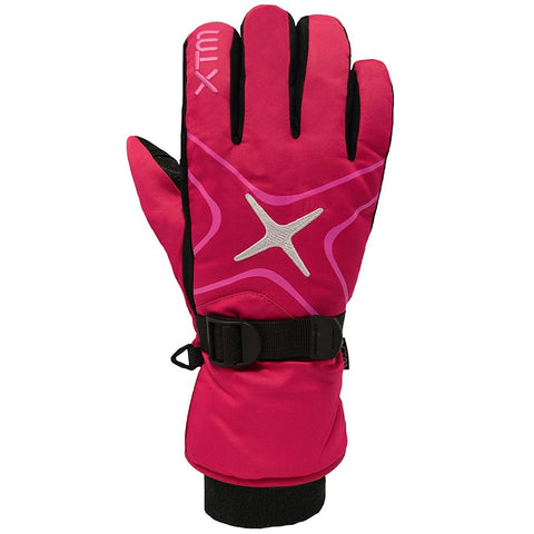 XTM Youth Les Star Glove - Pink