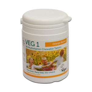 Multivitamin Tablette - Vegan Society VEG 1