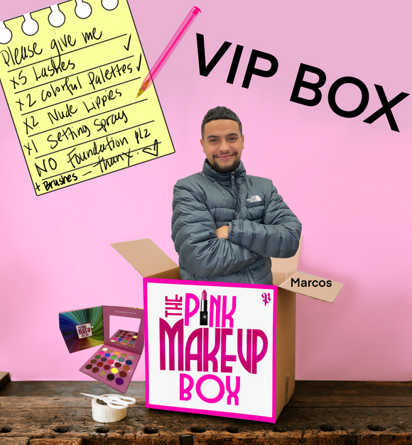MYSTERY OR VIP BOX with Marcos