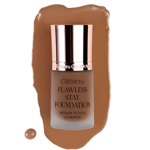 FLAWLESS STAY FOUNDATION 11.0 (6 OR 12 PCS) - The Pink Makeup Box