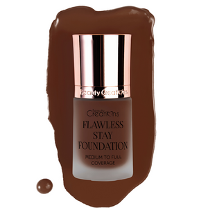 FLAWLESS STAY FOUNDATION 12.0 - The Pink Makeup Box
