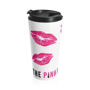 PMB Kiss Me Mug - The Pink Makeup Box