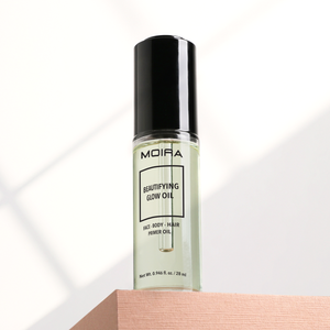 MOIRA BEAUTIFYING PRIMER OIL - The Pink Makeup Box