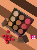 The Chocolate Dessert Palette - The Pink Makeup Box