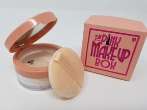 PMB Translucent Powder - The Pink Makeup Box