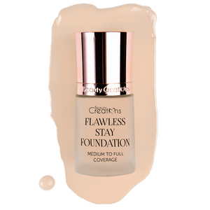 FLAWLESS STAY FOUNDATION 3.0 (6 OR 12 PCS) - The Pink Makeup Box