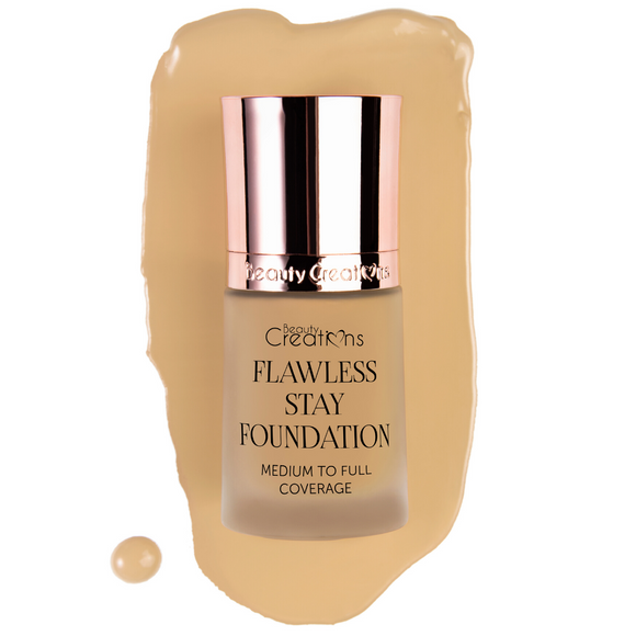 FLAWLESS STAY FOUNDATION 7.0 (6 OR 12 PCS) - The Pink Makeup Box