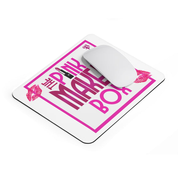 PMB Kisses Mousepad - The Pink Makeup Box