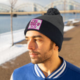 PMB Pom Pom Beanie - The Pink Makeup Box