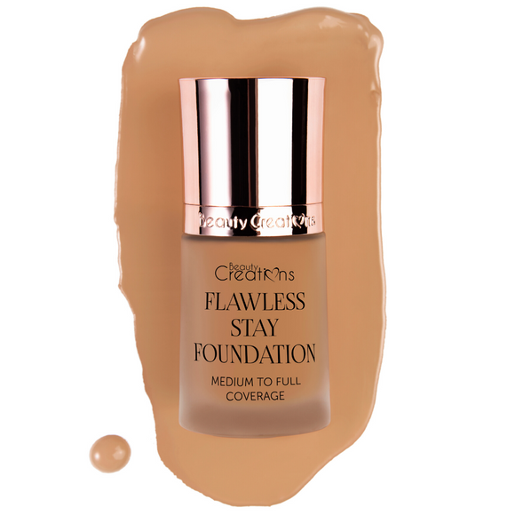 FLAWLESS STAY FOUNDATION 8.5 (6 OR 12 PCS) - The Pink Makeup Box
