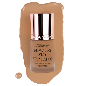 FLAWLESS STAY FOUNDATION 9.0 (6 OR 12 PCS) - The Pink Makeup Box