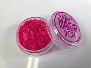 On The Map Pigments &  Glitters - The Pink Makeup Box