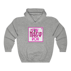 PMB Unisex Heavy™ Hooded Sweatshirt - The Pink Makeup Box