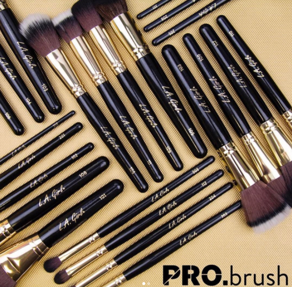 L.A Girl Face Brushes