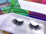 """Bella"" LGBTQ Rainbow Lash Collection - The Pink Makeup Box"