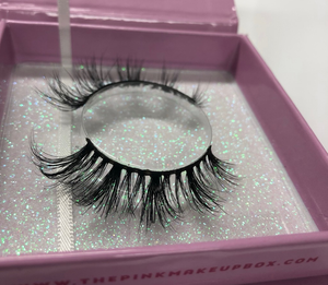 """Pisces"" Horoscope Lash Collection - The Pink Makeup Box"