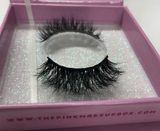 """Sagittarius"" Horoscope Lash Collection - The Pink Makeup Box"