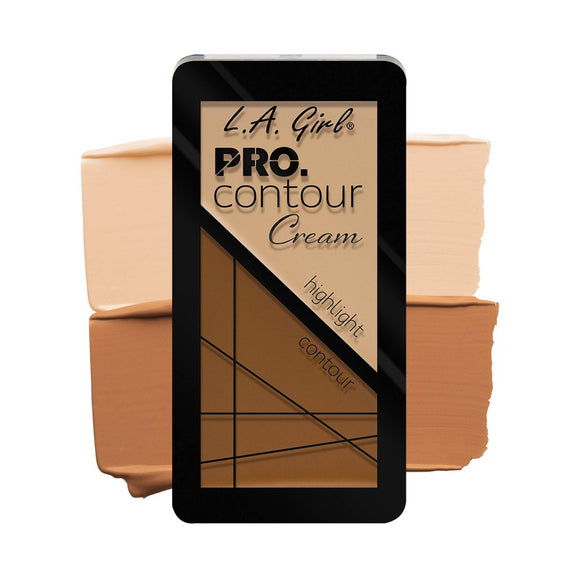 L.A Girl PRO Contour Cream - The Pink Makeup Box