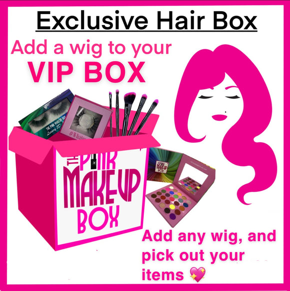 VIP Exclusive Hair Box with MARCOS