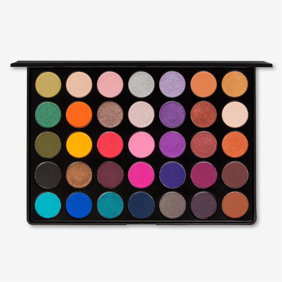 Kara Beauty ES11 PROFESSIONAL Eyeshadow Palette - The Pink Makeup Box