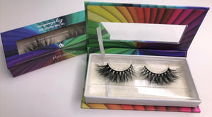 """Hermosa"" LGBTQ Rainbow Lash Collection - The Pink Makeup Box"